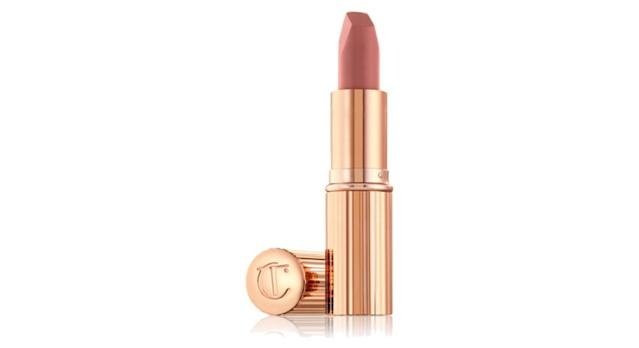 The iconic lipstick flatters a variety of skin tones. (Photo: Charlotte Tilbury)