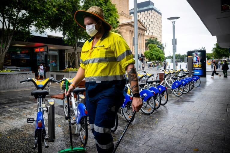 Brisbane, Australia's third-largest city, headed into lockdown on January 8 after a cleaner at a quarantine hotel contracted the UK coronavirus strain