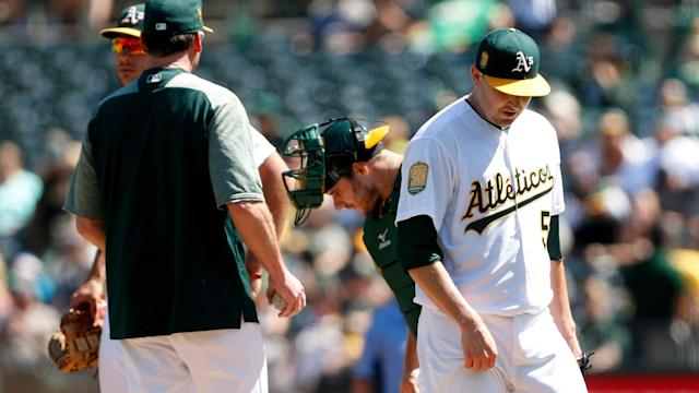 <p>The biggest advantage of the A's finishing the job at home would have been finishing the job, period. </p>