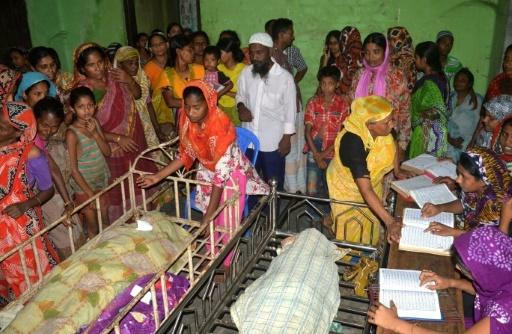 24 dead in Bangladesh charity handout stampede