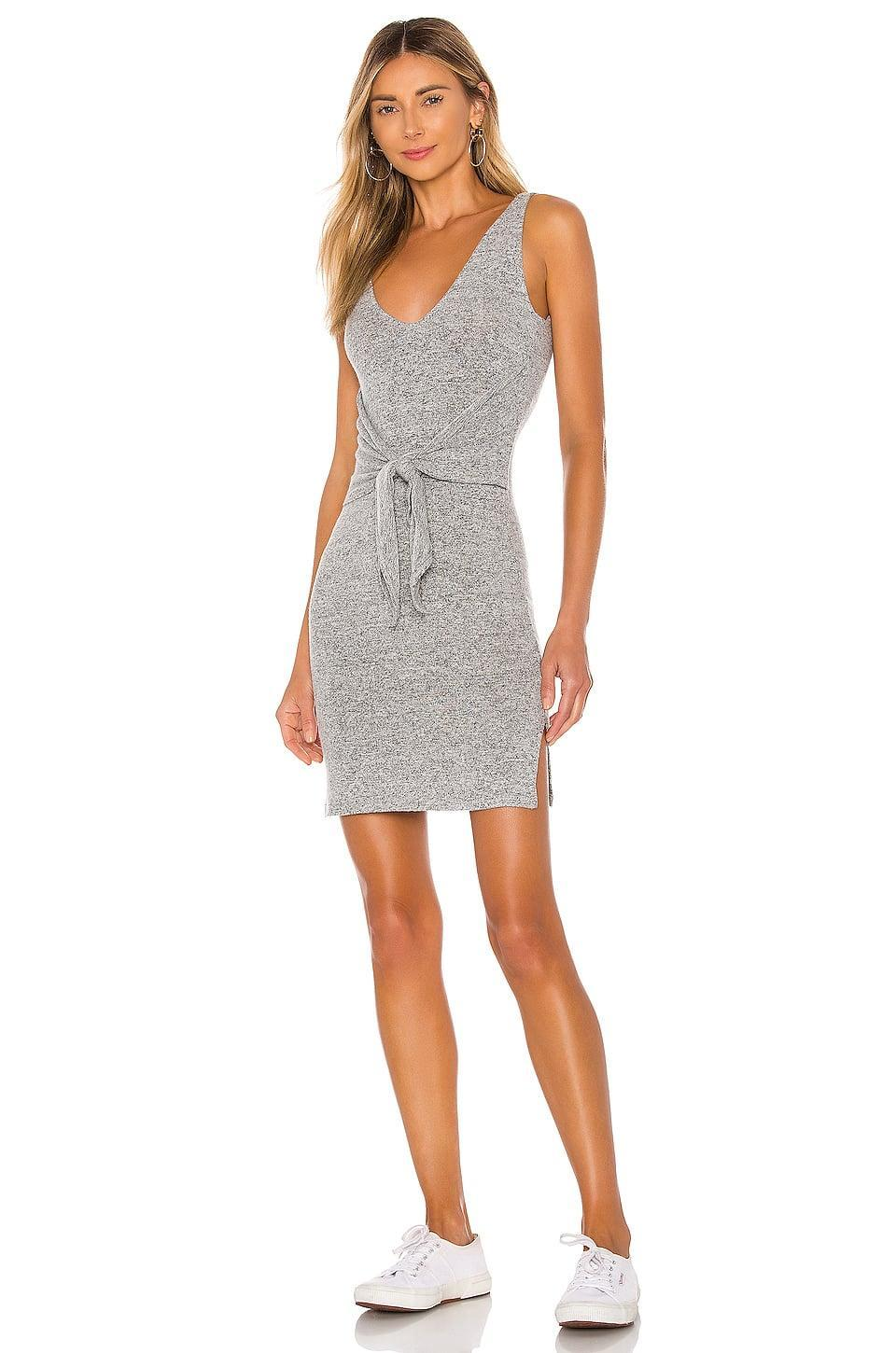<p>We're all wrapped up in this soft <span>Lovers + Friends Bari Dress</span> ($138).</p>