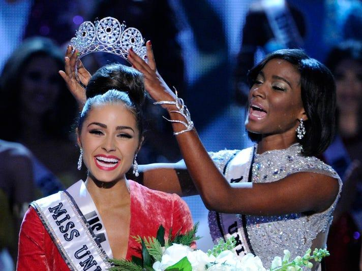Olivia Culpo pageant queen Miss Universe