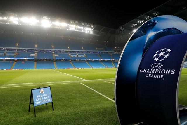 City have played in the Champions League every season since 2011-12