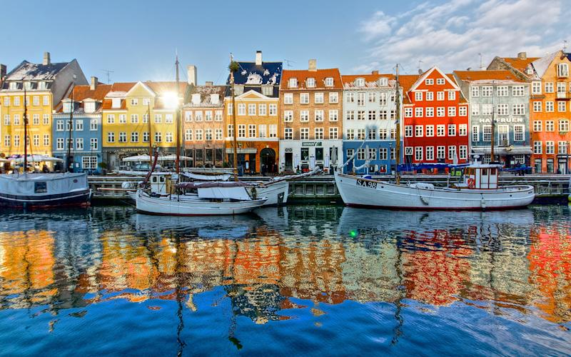 Copenhagen is a city with a historic heart, pretty waterways and a core of Scandi cool - Kateryna Negoda