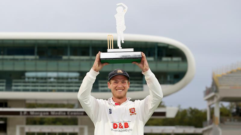 Essex enjoy 'special' end to 'challenging' year with Bob Willis Trophy triumph