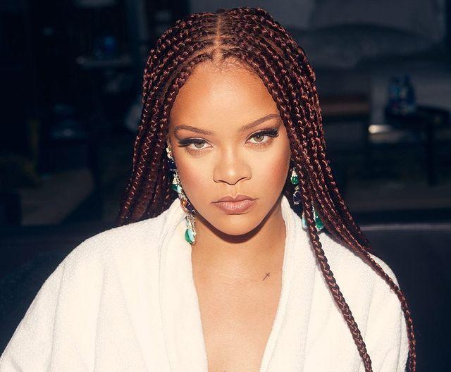 "<p>No matter the hairstyle or color, Rihanna never disappoints. Screenshot this stunning deep red box braid look—complete with a defined middle part—as inspo for your next hair appointment. </p><p><a href=""https://www.instagram.com/p/BzZjLFjh6IP/?utm_source=ig_embed&utm_campaign=loading"" rel=""nofollow noopener"" target=""_blank"" data-ylk=""slk:See the original post on Instagram"" class=""link rapid-noclick-resp"">See the original post on Instagram</a></p>"