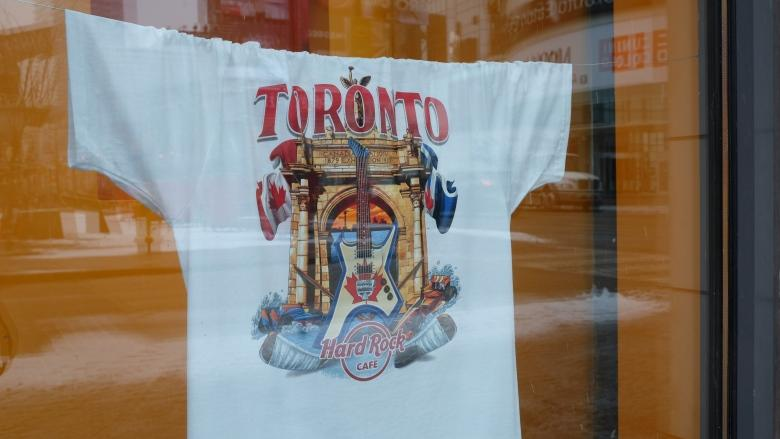 With Toronto's Hard Rock Cafe closing, what does the future hold for the chain?