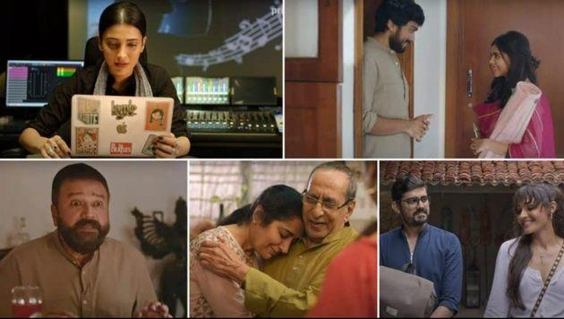 'Putham Pudhu Kaalai' features five short films dealing with the Covid-19 lockdown and its impact.