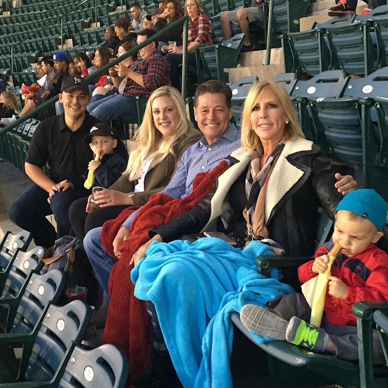 Stargazing Blooms In Anaheim Ca: 'Real Housewives Of Orange County' Star Vicki Gunvalson's