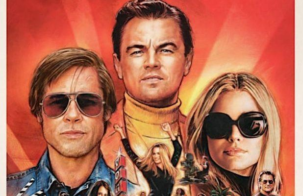 'Once Upon a Time…in Hollywood' Opens to $40 Million Against Franchise-Heavy Box Office