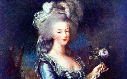 Portrait of the Queen of France Marie Antoinette (1755-1793), who was executed along with her husband Louis XVI of France during the French Revolution - Credit: Time Life Pictures/Getty Images