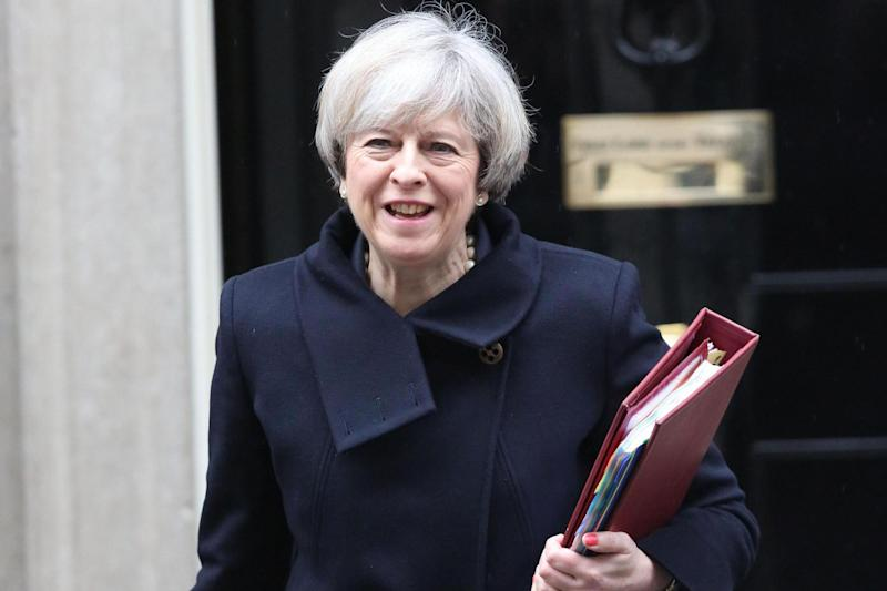 Warning: Prime Minister Theresa May has said a bad deal is worse than no deal on Brexit: PA