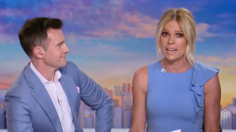 Sonia Kruger is leaving Channel Nine for Seven. Photo: Channel Nine