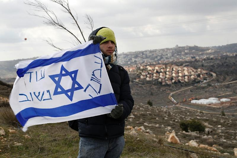 International law considers all settlements to be illegal, but Israel distinguishes between those it sanctions and those it does not