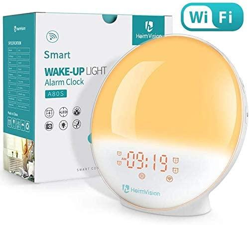 Heimvision Sunrise Alarm Clock (Photo via Amazon)