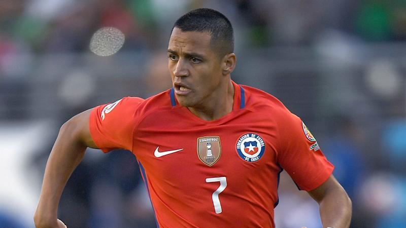 Sanchez reportedly fit to face Argentina despite ankle complaint