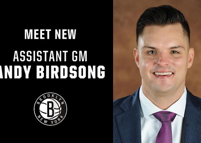 Brooklyn Nets Q&A With Andy Birdsong
