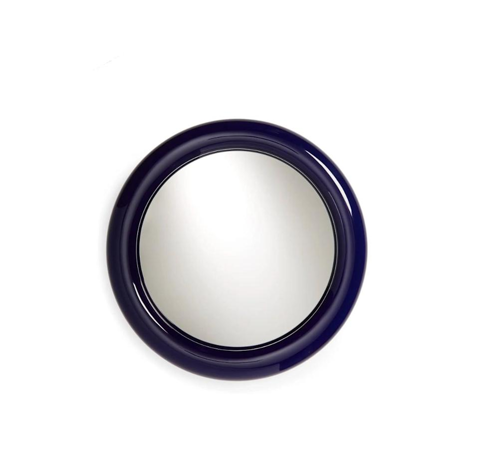 <p>Mirror, mirror on the wall, who's the fairest of them all? Hands down, this <span>Raawii Duplum Mirror</span> ($250). The thick glossy frame and round shape look almost as good as the reflection you'll see in it. (Keyword: <em>almost</em>.)</p>
