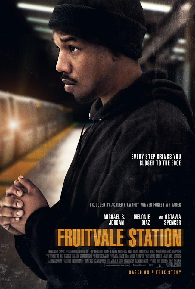 "Michael B. Jordan stars in The Weinstein Company's ""Fruitvale Station"" - 2013"
