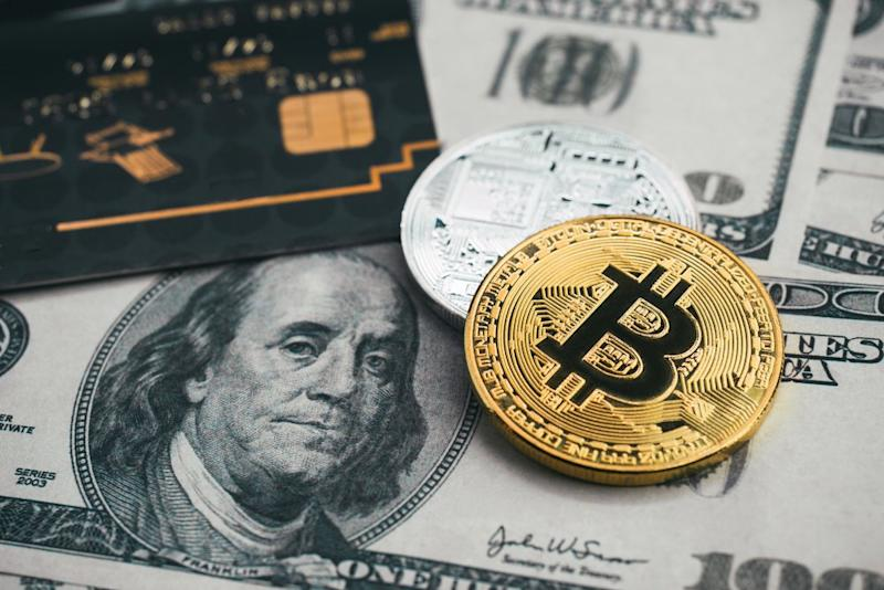 Cryptocurrencies will be the most commonly used payment method for everyday transactions in five years, according to an IMF poll. | Source: Shutterstock