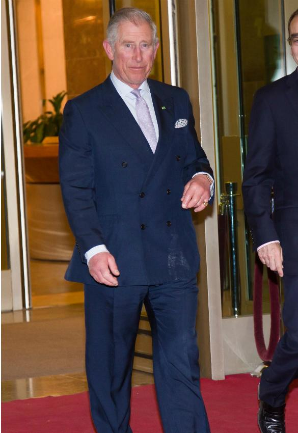 Royal Seal Of Approval! Prince Charles 'Bowled Over By Cressida Bonas' Beauty And Manners Over Dinner'