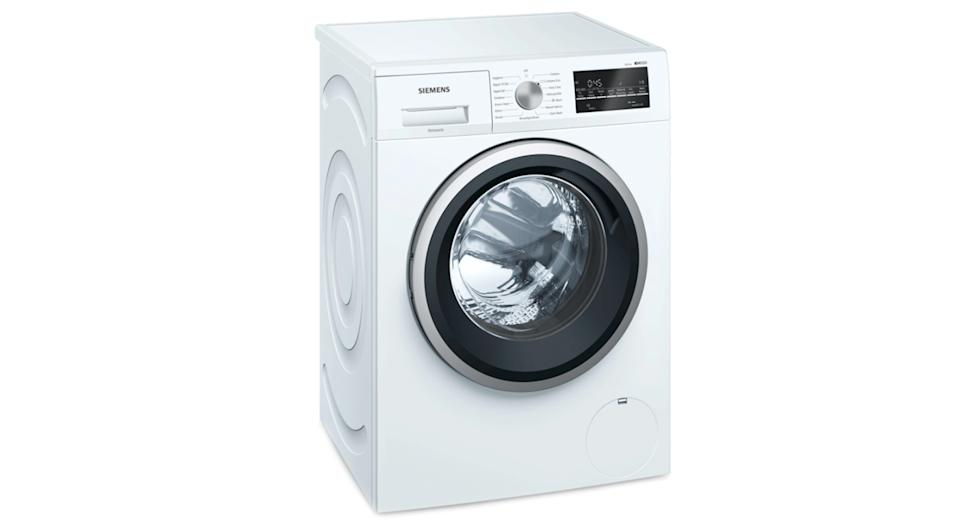 Siemens iQ500 Freestanding Washing Machine, 8kg
