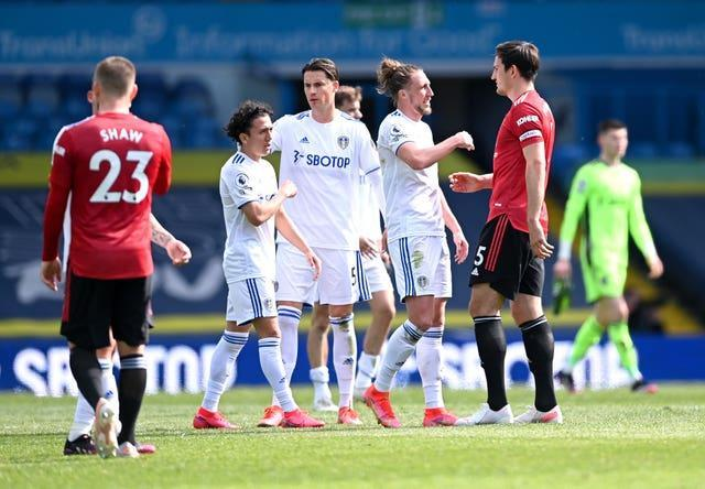 Neither team could find the net at Elland Road