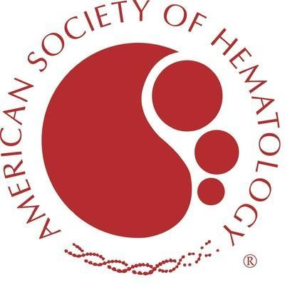 American Society of Hematology logo.