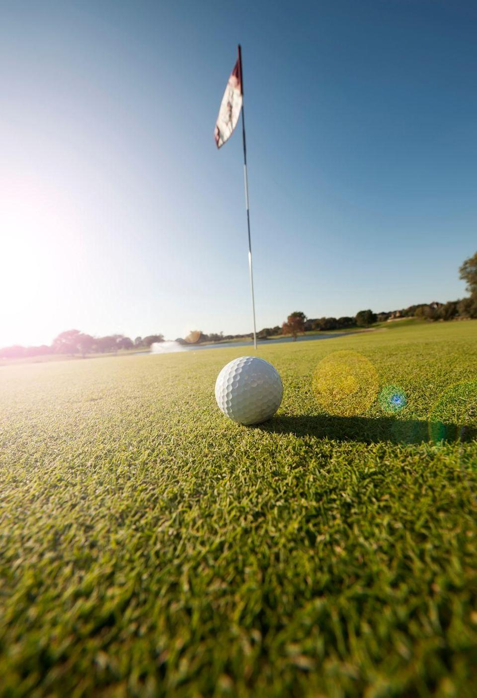 <p>We're sure if you ask dad how he'd like to spend Father's Day, golf will most certainly be at the top of the list. Make his wish come true with tee time at his favorite golf course. Feel free to go the extra mile by organizing his gear ahead of time and arranging his transportation.<br></p>