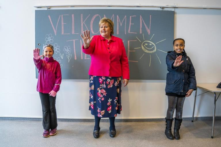 Covid-19 gives Norwegian kids a lesson in democracy