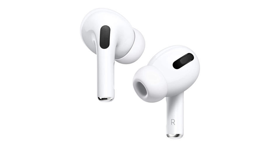 Audífonos AirPods Pro de Apple - Foto: Amazon.com.mx