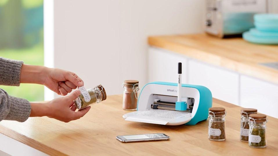 Score this cute, compact Cricut with accessories at QVC for $20 off