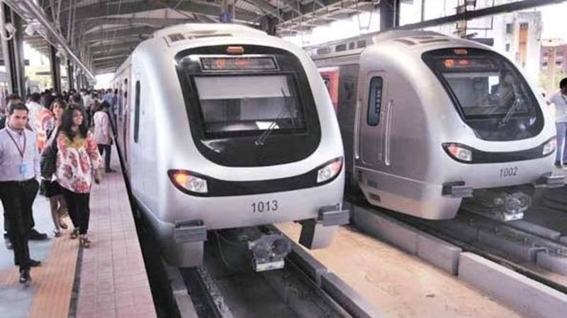 As COVID-19 curbs ease, Mumbai Metro to resume from Monday