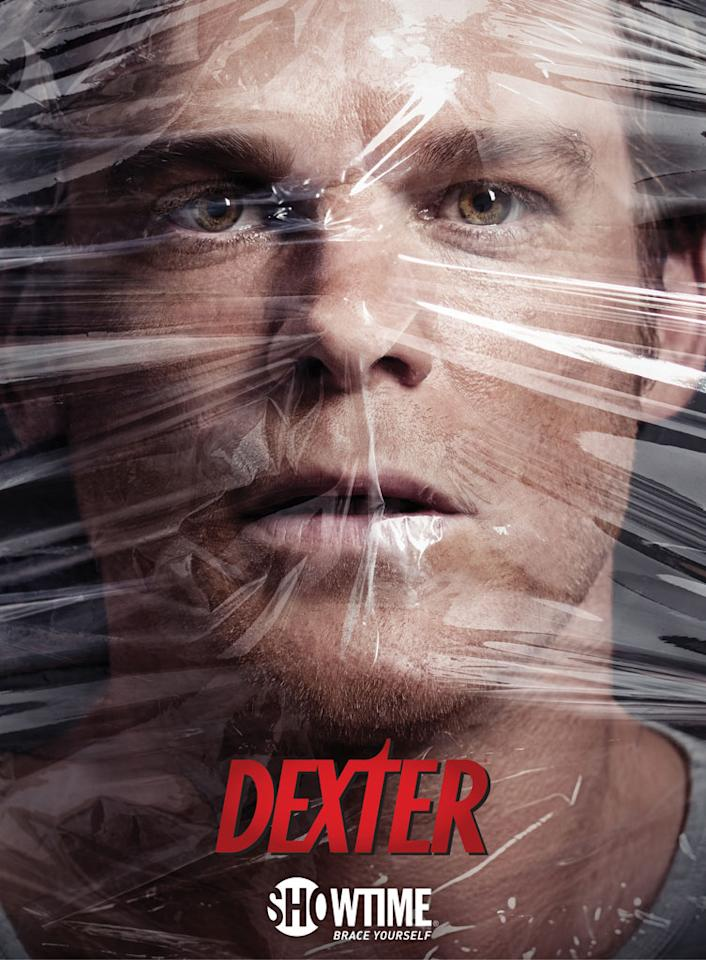 "Michael C. Hall as Dexter Morgan in Season 8 of Showtime's ""Dexter."""