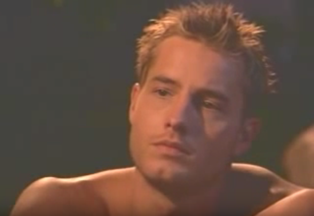 <em>This Is Us</em> star Justin Hartley appeared on the NBC soap opera <em>Passions</em> from 2002 to '06. (Photo: 2006)