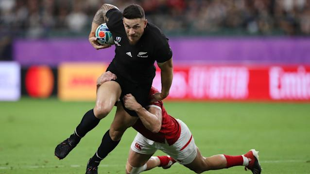 Sonny Bill Williams is scheduled to make a seismic impact for the Toronto Wolfpack. (REUTERS/Peter Cziborra)