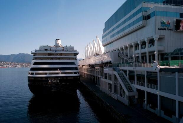 Before the pandemic, the cruise ship industry contributed more than $2.5 billion to B.C.'s economy.