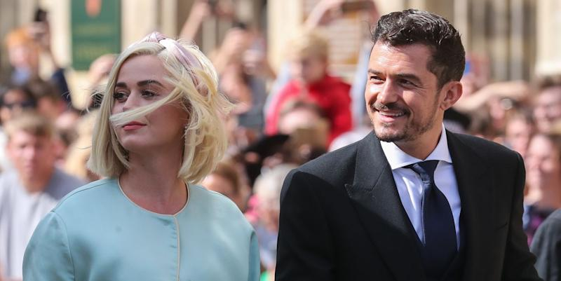 Orlando Bloom Says Baby Daisy Is His 'Mini-Me' With Katy Perry's Blue Eyes