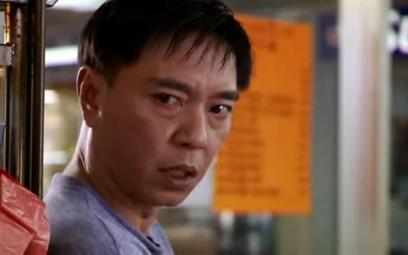 Former Mediacorp Channel 8 actor Huang Yi Liang in Jack Neo's film I Not Stupid Too. (Youtube screenshot)