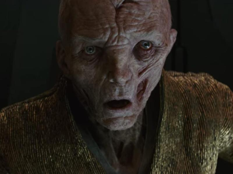 'Star Wars: The Rise of Skywalker' finally gives us an explanation for Snoke and it's a big letdown