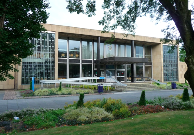 <em>Thirty men and one woman will appear at Kirklees Magistrates' Court in September (Geograph)</em>