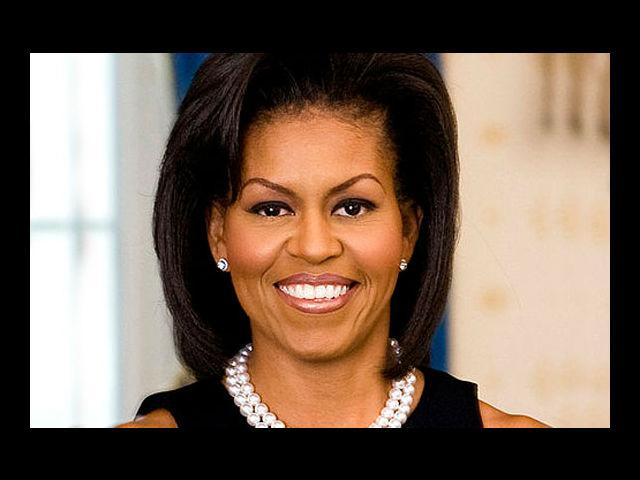 <b>1. Michelle Obama</b><br>America's First Lady exemplifies grace and beauty like most can't. Among the crop of the hottest women over 40, Mrs. Obama is one of those few non-actresses who can give the young lasses a serious run for their money. You pick all the clichés like 'beauty with brains', or 'aging like a wine' and put all of them together to describe her; rest assured they would fit her astutely well. For the record, she is well past the 40-mark. She just turned 49 on January 17th.