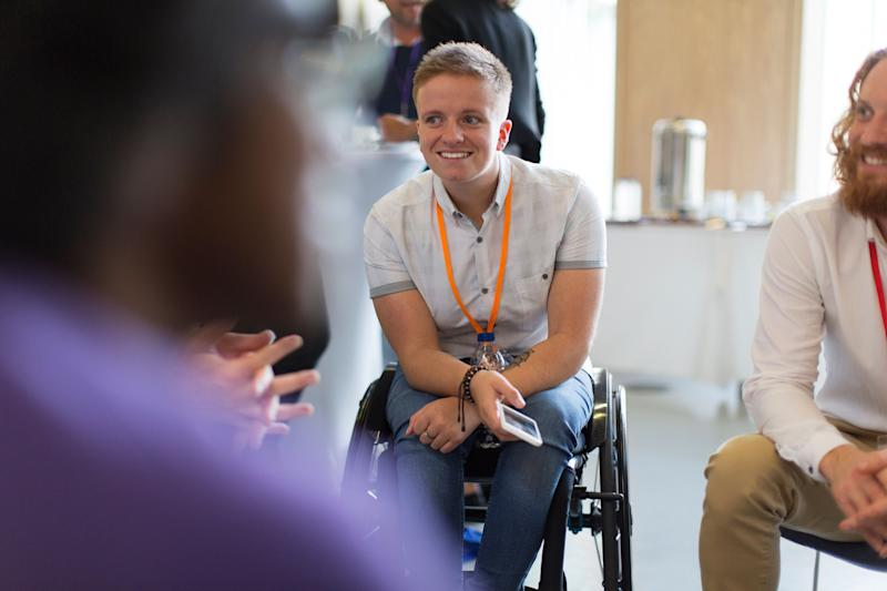 Many disabled people consider their disabilities to be a core part of their identities. (Photo: Caiaimage/Martin Barraud via Getty Images)