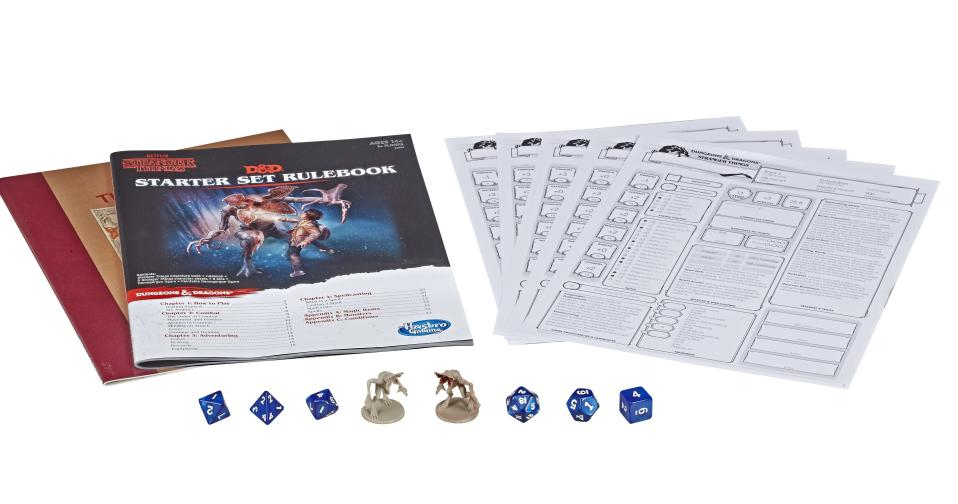 A peek at what's inside the box. (Photo: Hasbro)