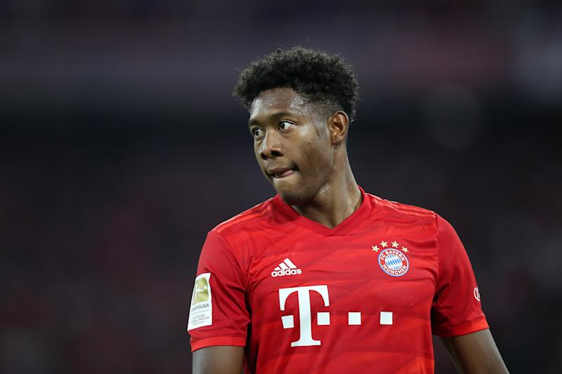 Bayern Munich - Repositionné défenseur central, David Alaba apprécie