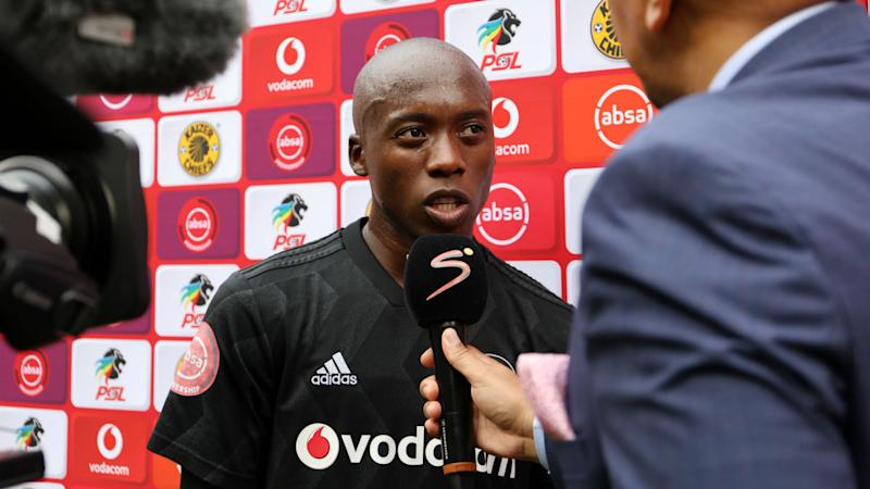 Ben Motshwari confident Orlando Pirates will defeat Mamelodi Sundowns