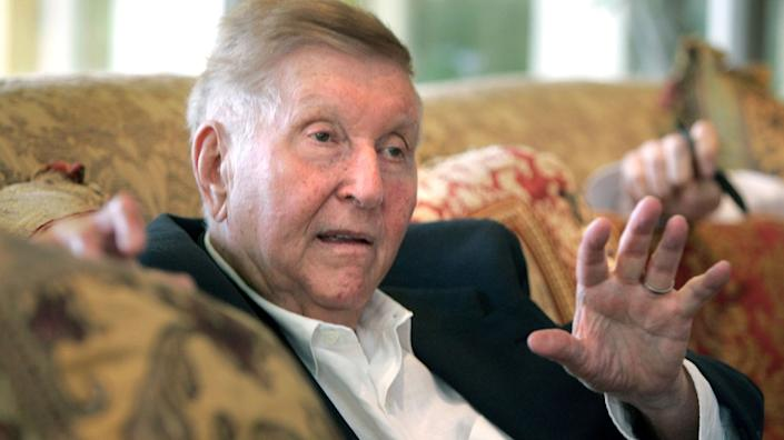 Sumner M. Redstone has been Chairman of the Board and Chief Executive Officer of Viacom.