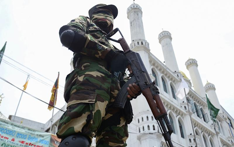 Sri Lanka has been under a state of emergency since the Easter Sunday suicide bombings blamed on a local jihadi group