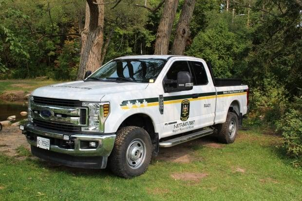 The provincial government says conservation officers are still out enforcing the rules despite the pandemic. (Ontario Ministry of Natural Resources and Forestry - image credit)