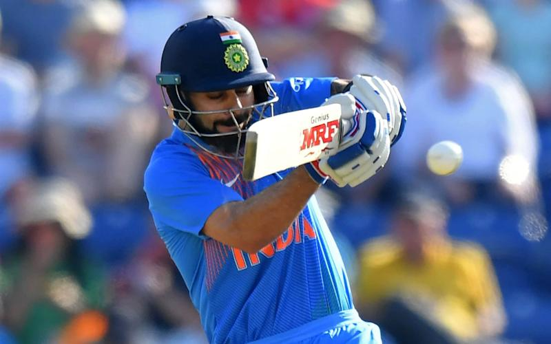 Virat Kohli leads India into this summer's tournament - AFP